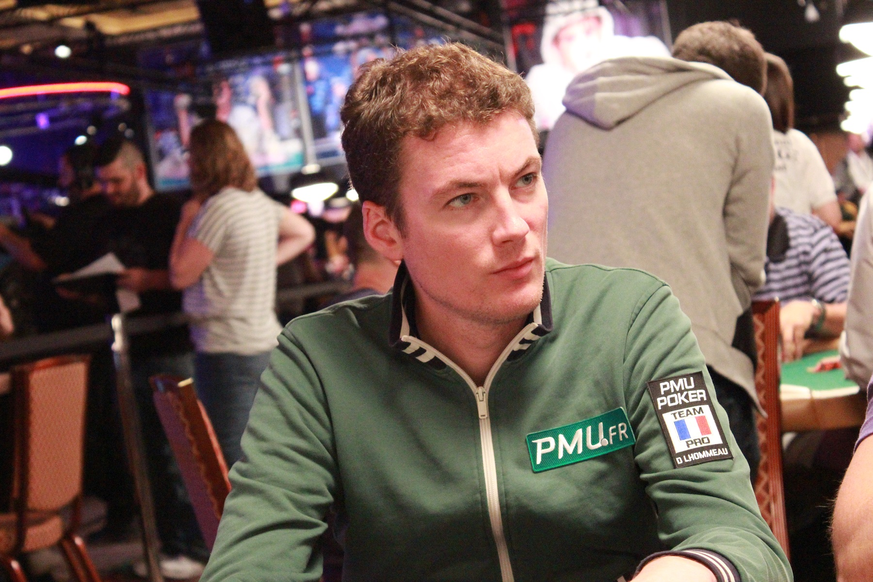WSOP 2015-ME: action, réaction !