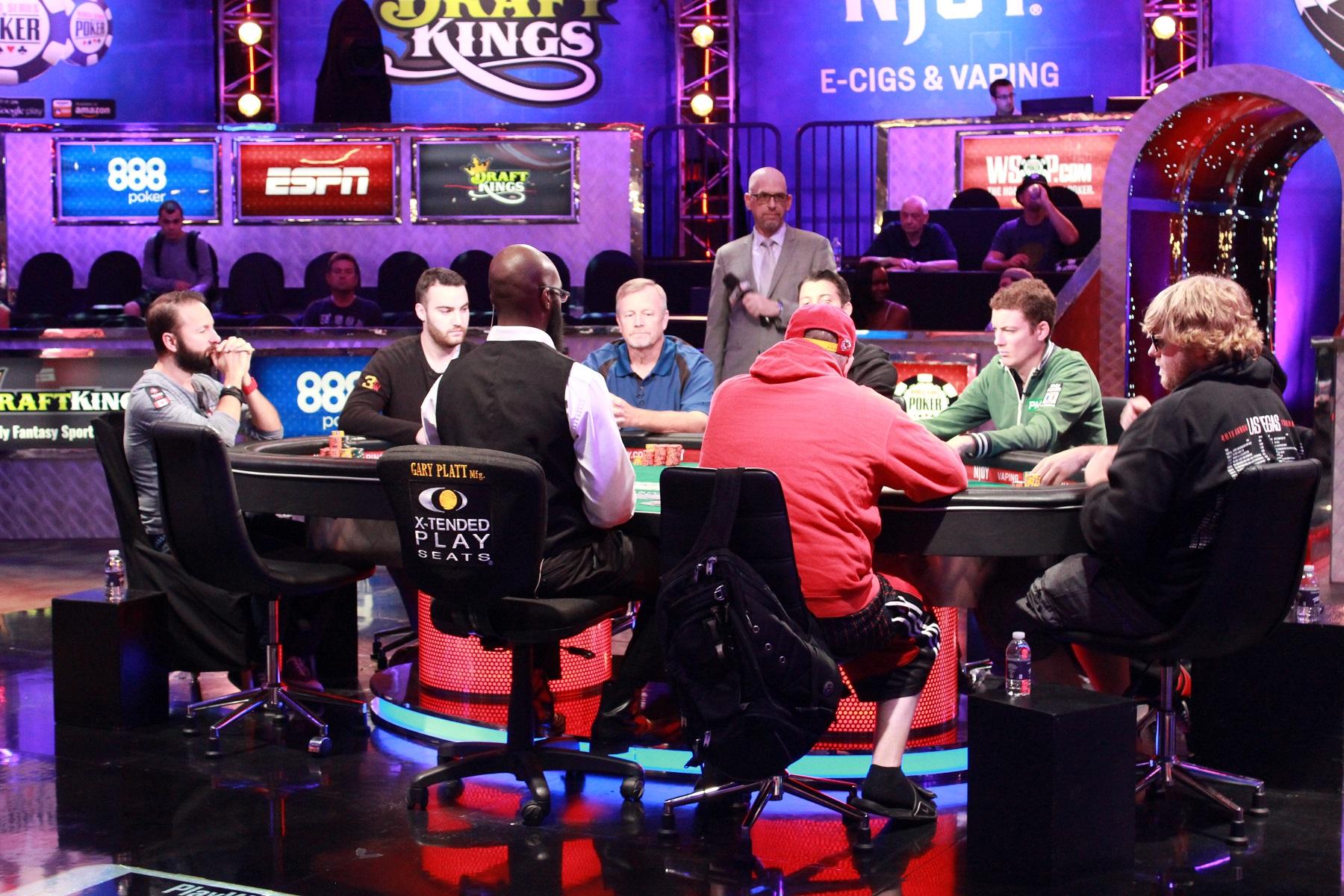 WSOP 2015-ME-Day 5: bienvenu en Table TV !