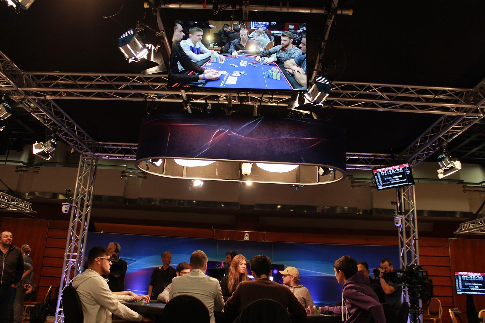 EPT Prague by PokerStars-Day 4: 4 français encore en piste