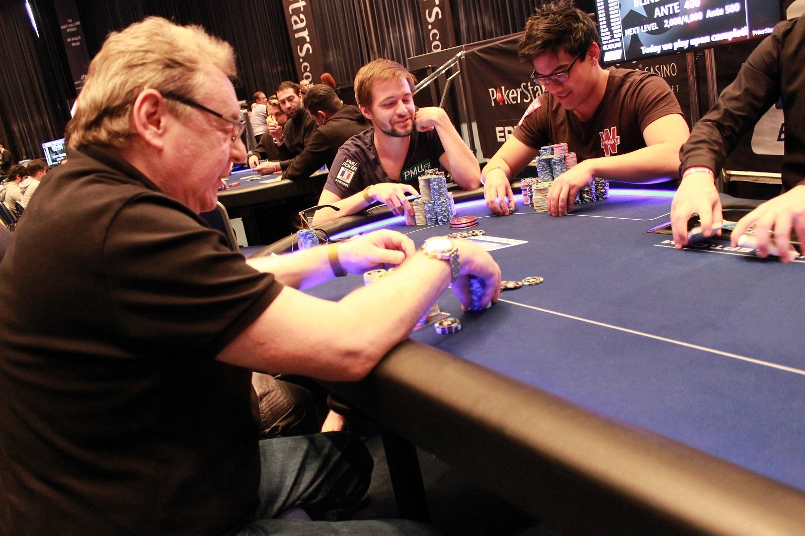 Pmu gambling