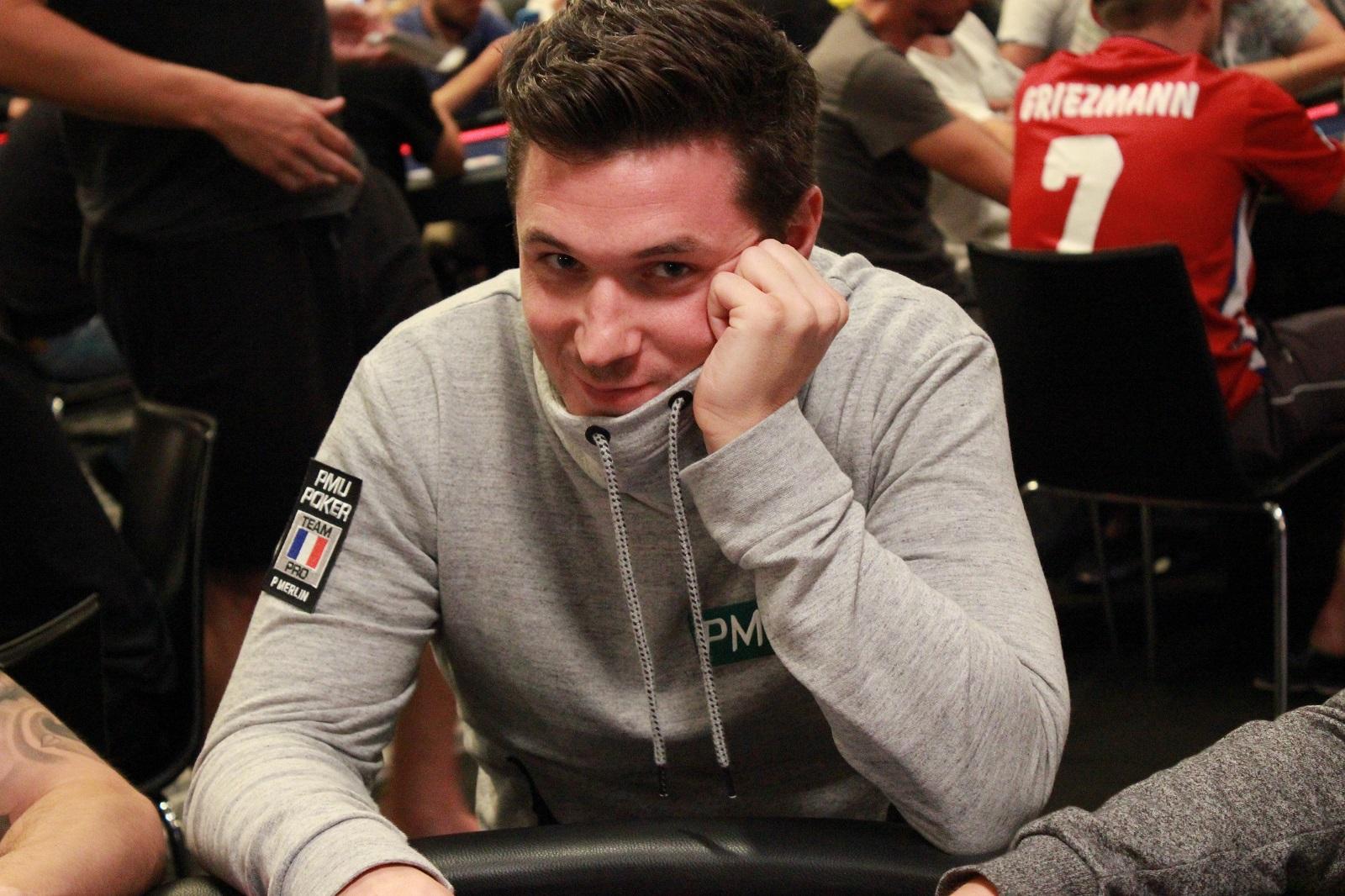 EPT Barcelona by PokerStars.es: Pierre Merlin au Day 2 !