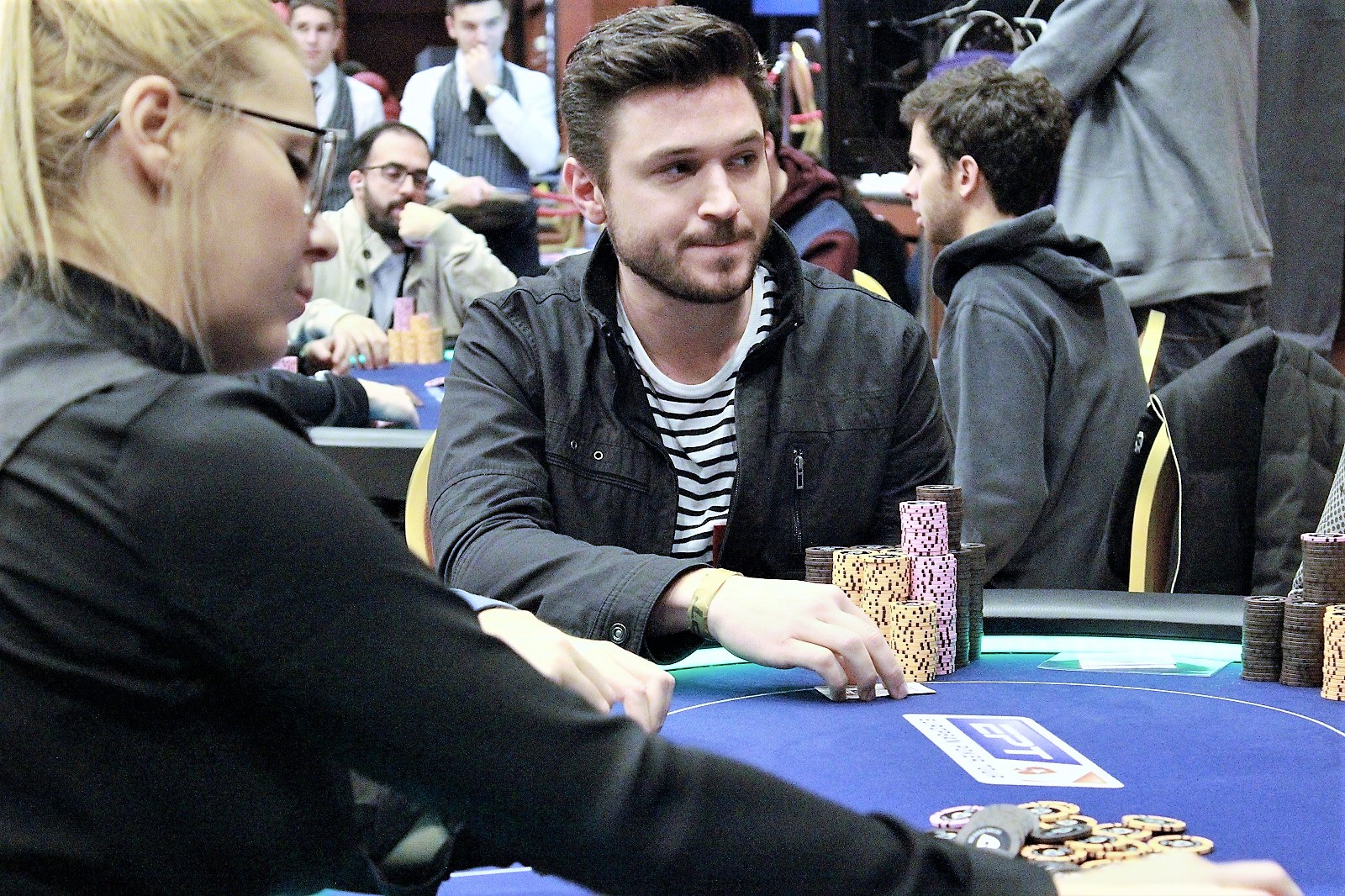 EPT Prague : le point Main & Side