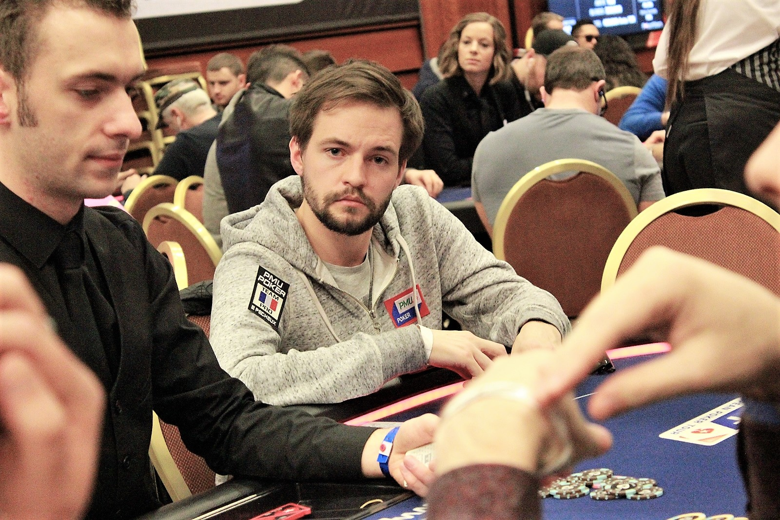 EPT Prague by PokerStars.net-Day 2: au boulot !