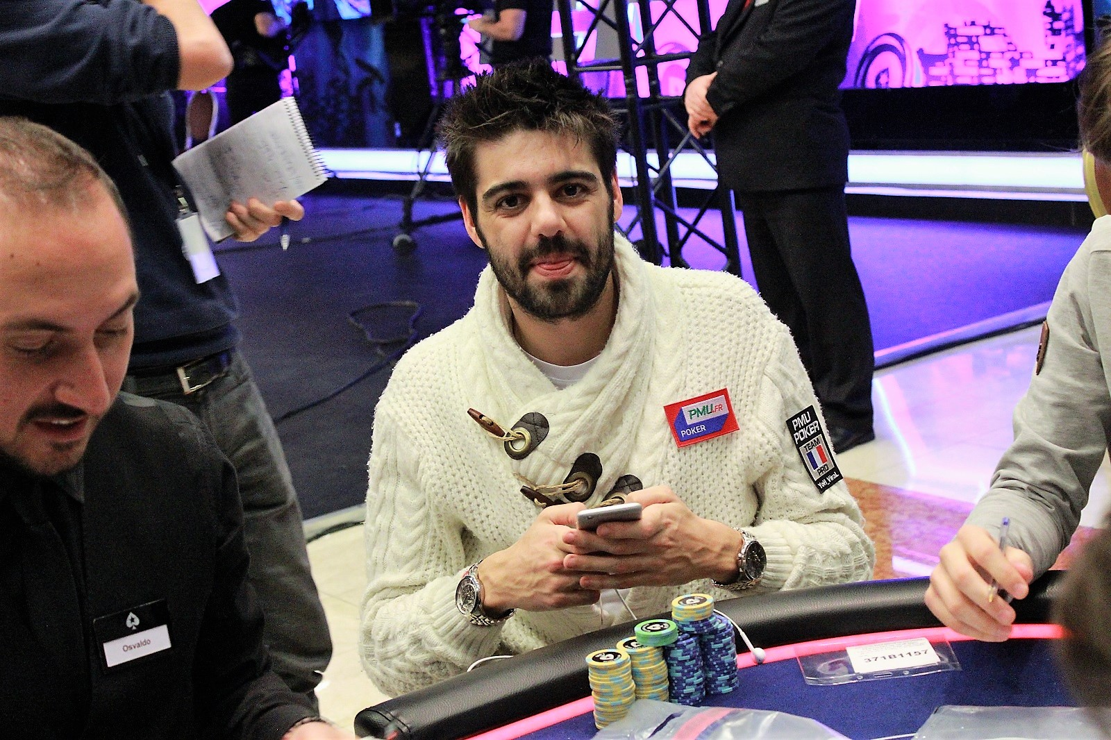 EPT Prague by PokerStars.net: match après match !