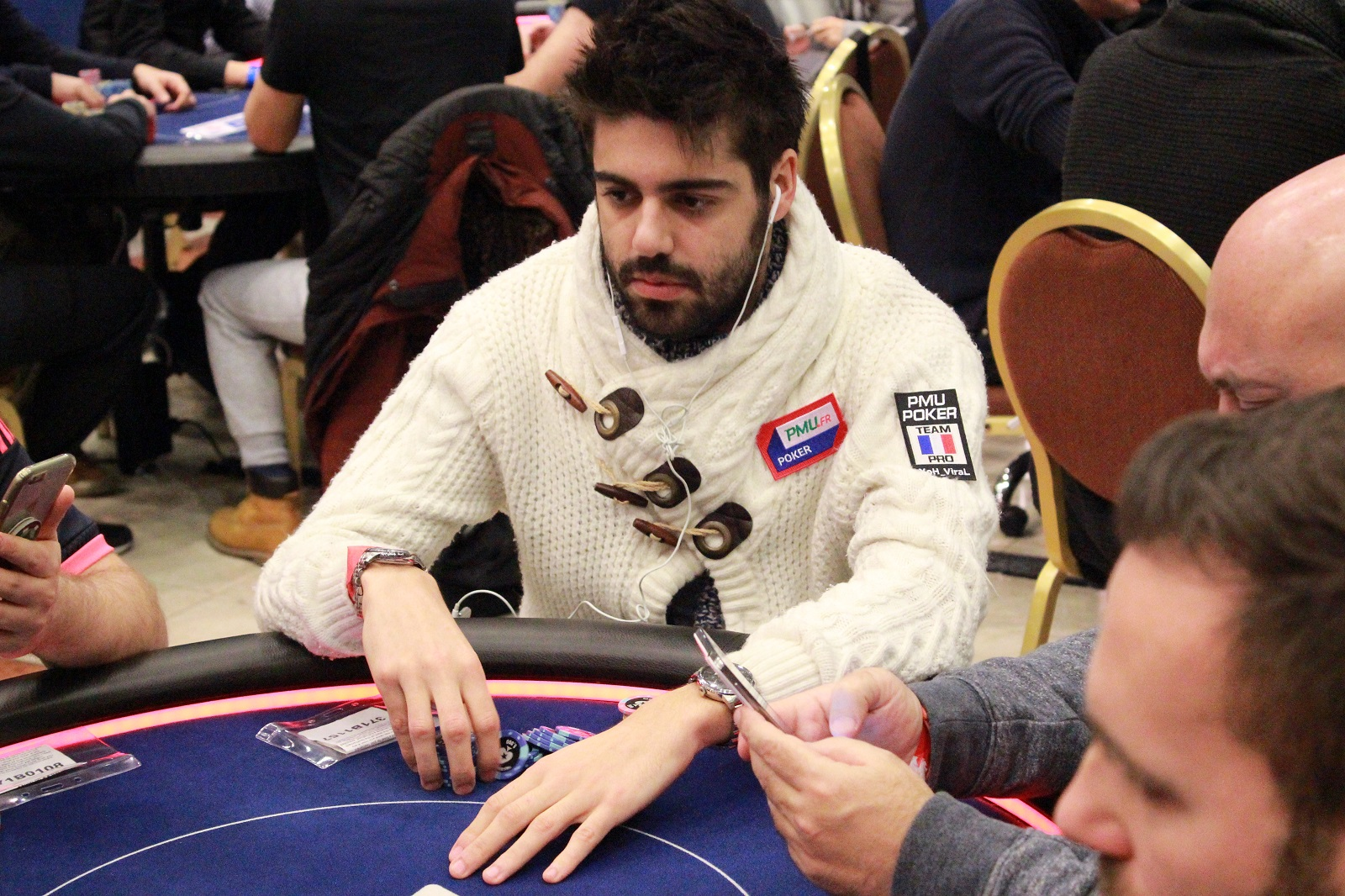 Ept prague yoh remet a blog poker de pmu poker for Chaise yoh viral