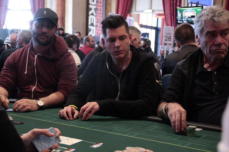 Resultat tournoi poker deauville changer roulette chaise bureau
