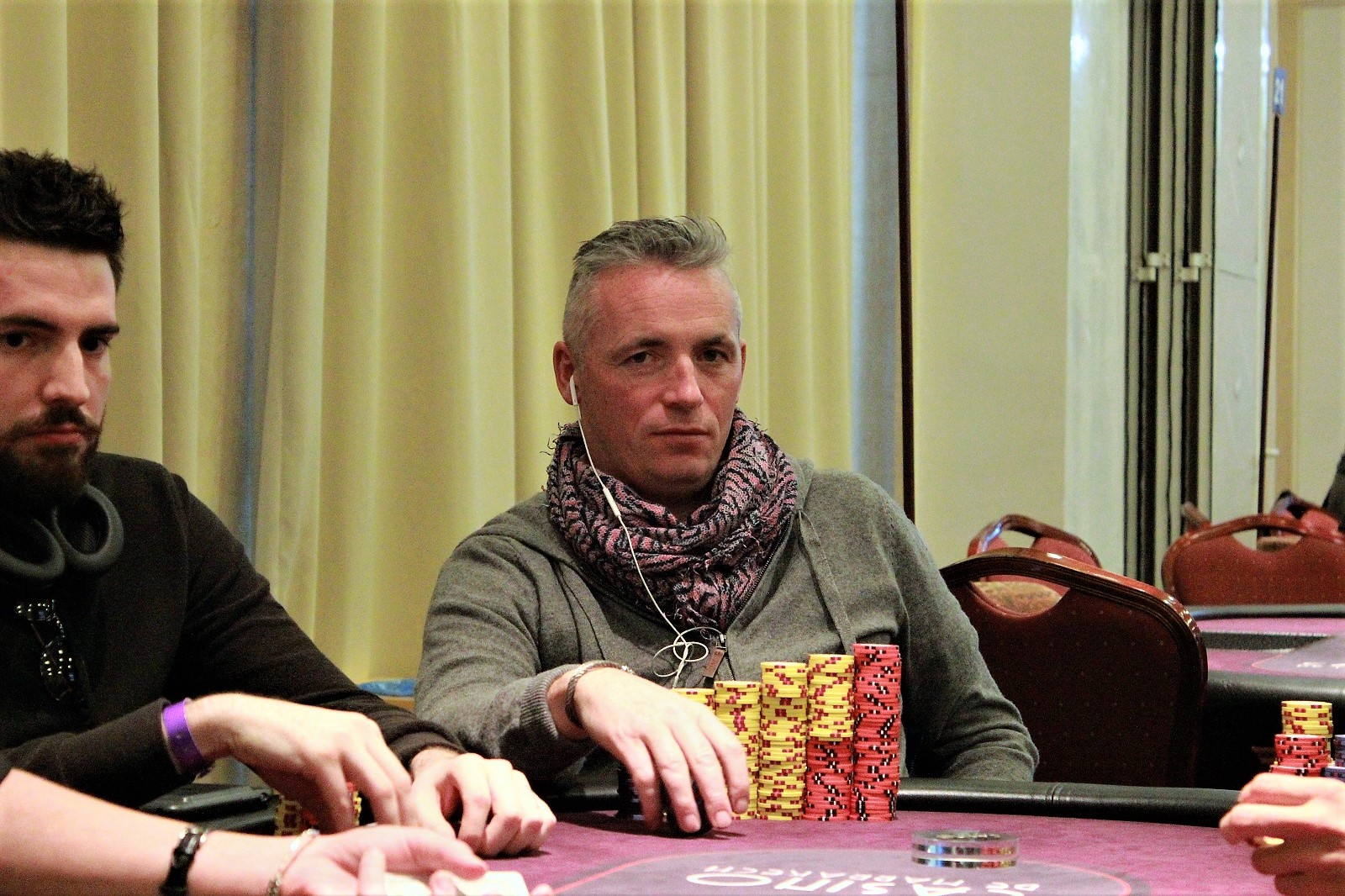 WSOP-C Marrakech ME: un champion d'Europe au tapis