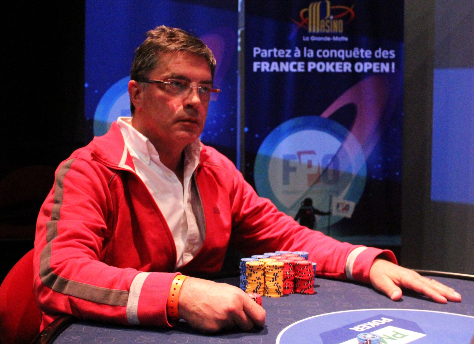 Philippe Rup Runner-up du FPO La Grande Motte (23.260€)