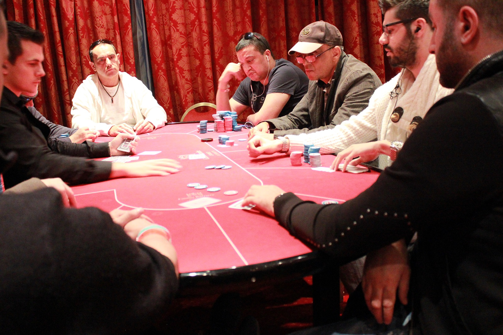 WSOP-C Cannes: bon timing pour un Double Up !