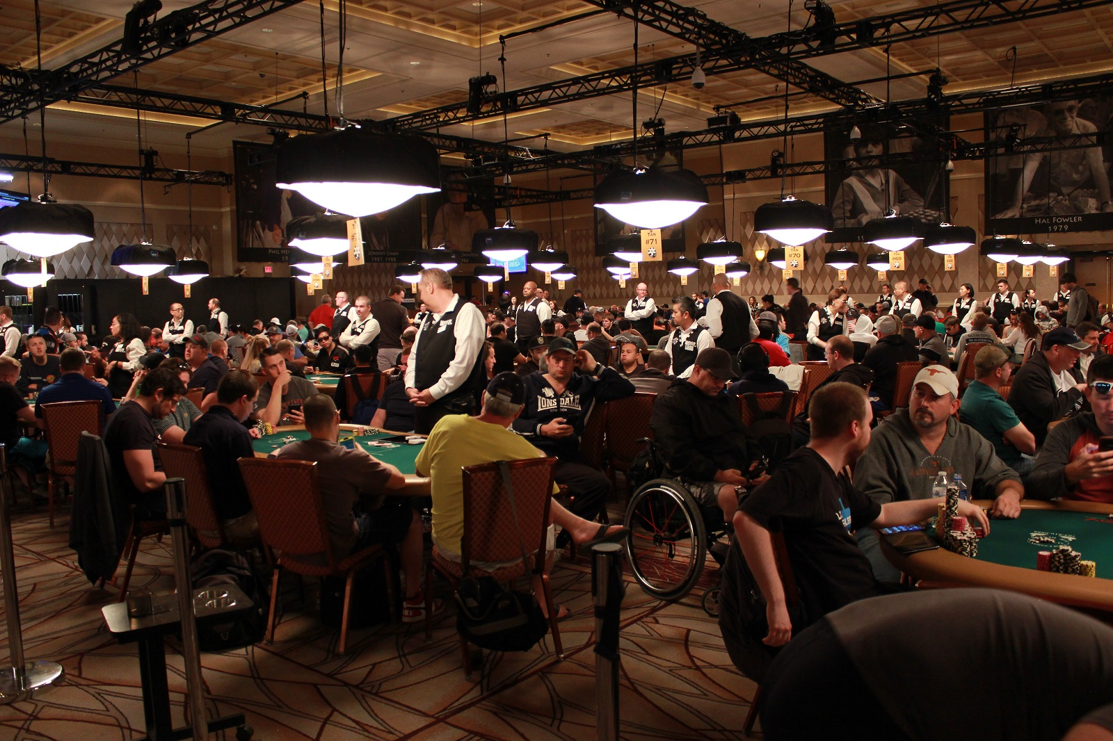 WSOP#47 : «Players, you are in the money!» mais pas tous…