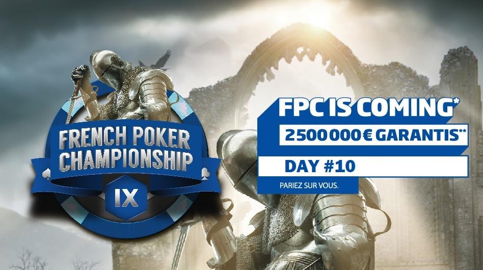 FPC IX : Résultats du Day#10 (06/03)