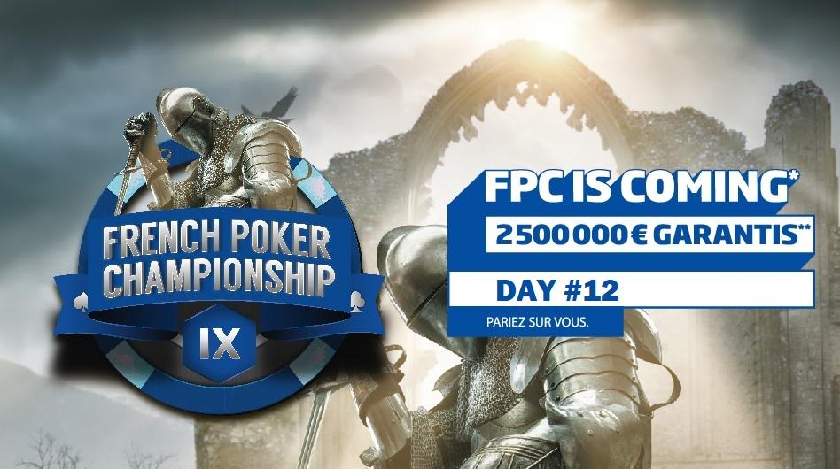 FPC IX : Résultats du Day#12 (08/03)