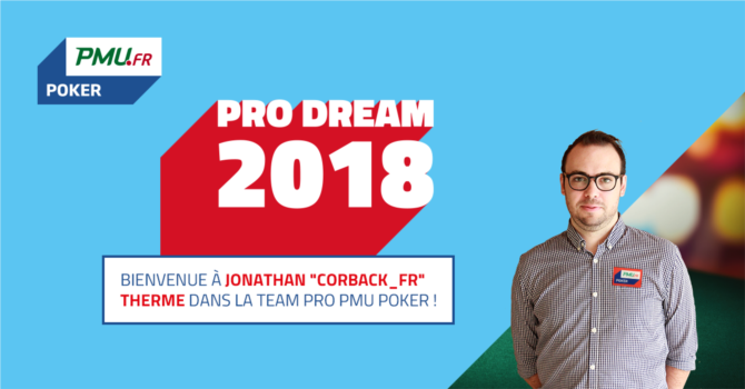 Jonathan Therme ProDream 2018 !
