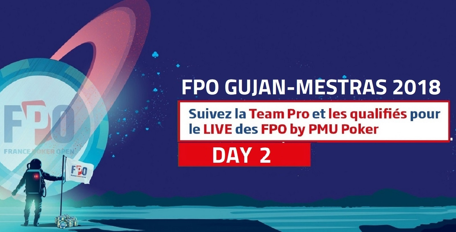 FPO Gujan: Retrouvez l'intégralité du coverage Day 2 ici!
