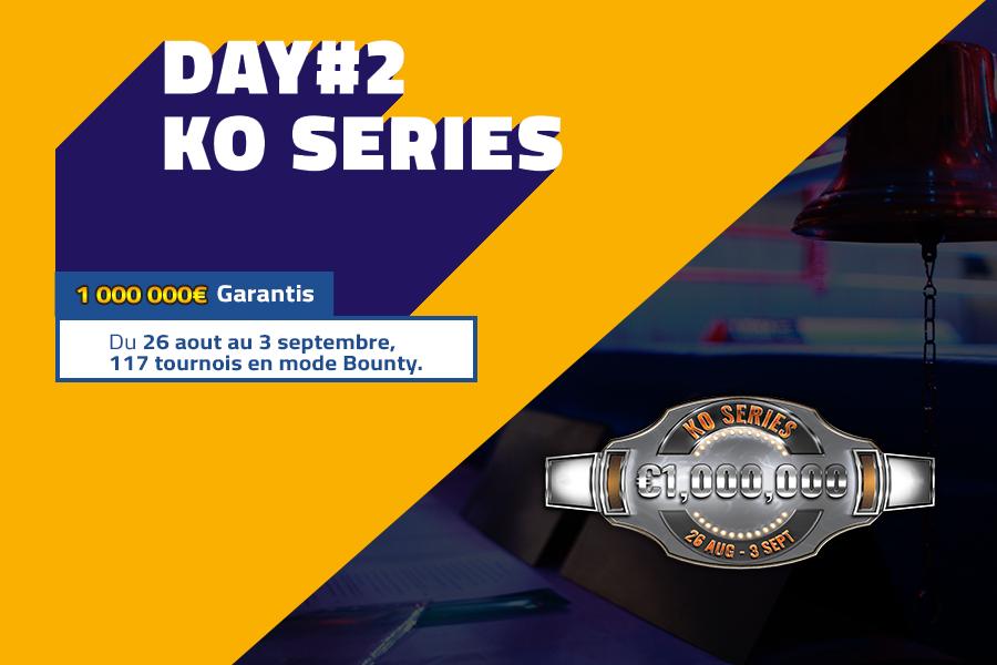 KO Series : résultats du Day#2
