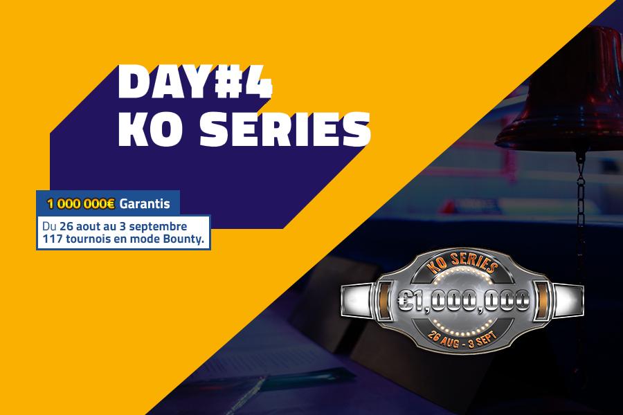 KO Series : résultats du Day#4