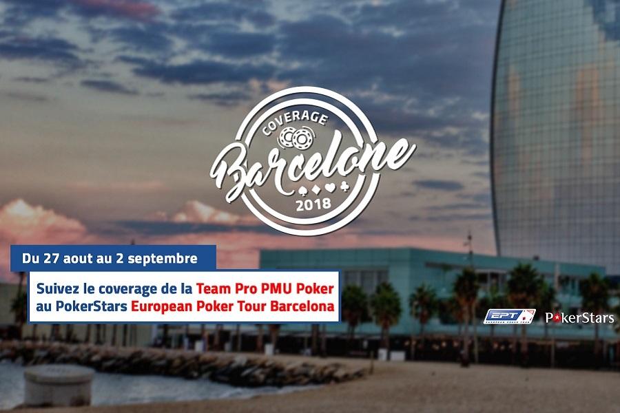 PokerStars European Poker Tour Barcelona'18: Retrouvez l'intégralité du coverage ici !