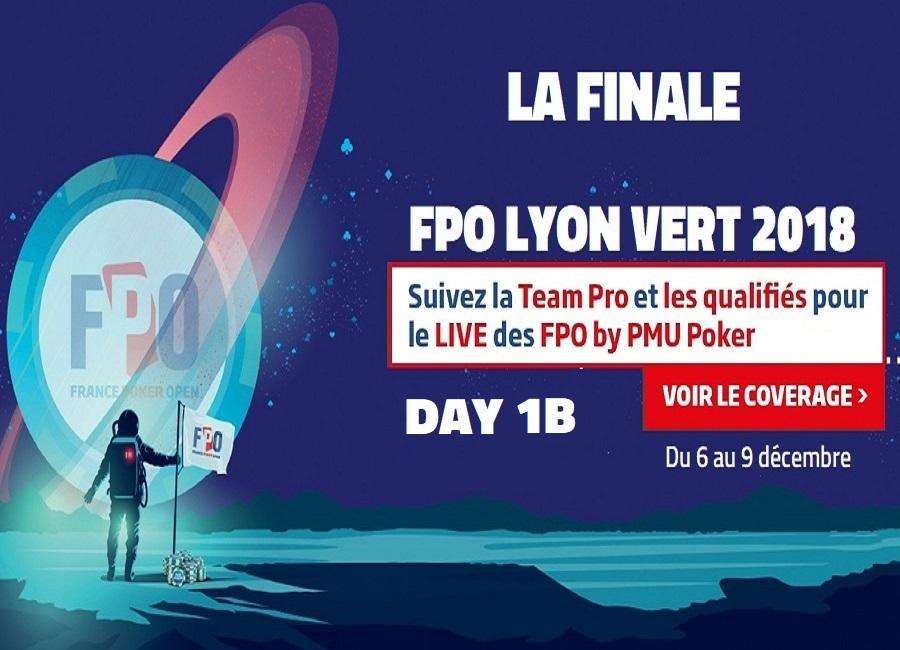 FPO Lyon Vert : L'intégralité du coverage Day 1B ici !
