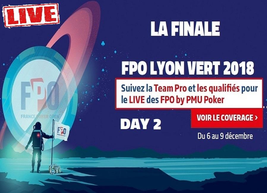 FPO Lyon Vert : coverage et live du Day 2 ici !