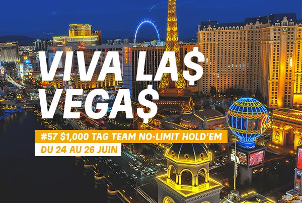 Event #57: $1,000 Tag Team