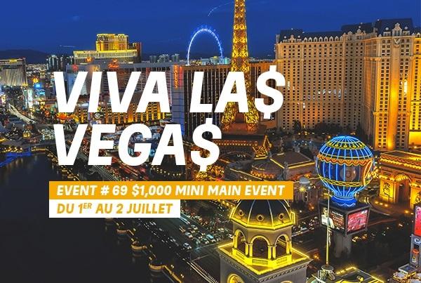 Event #69: $1,000 Mini Main Event