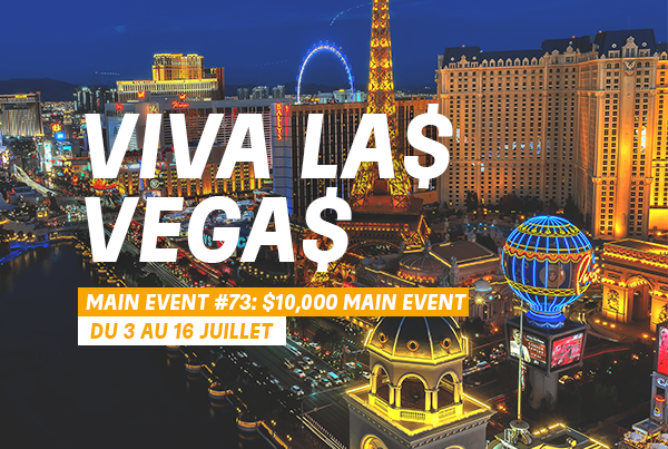 Event #73: $10,000 MAIN EVENT – World Championship