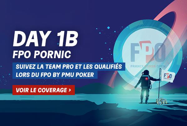 FPO Pornic : Suivez l'intégralité du coverage du Day 1B