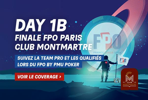 FPO Paris: Suivez l'intégralité du coverage du Day 1B