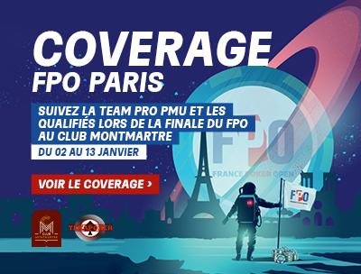 FPO Paris, La Finale : Top Départ