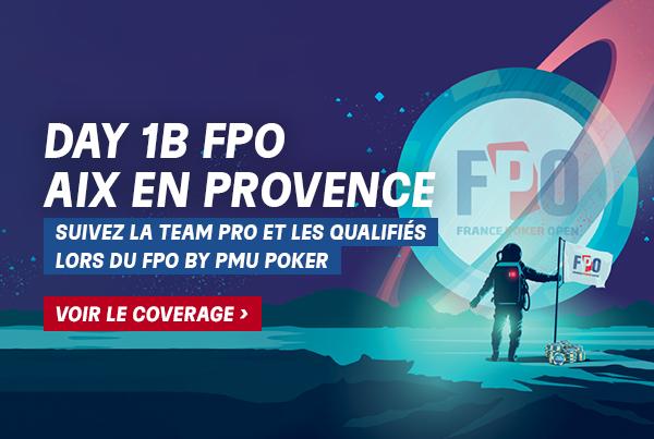 FPO Aix: Suivez l'intégralité du coverage du Day 1B