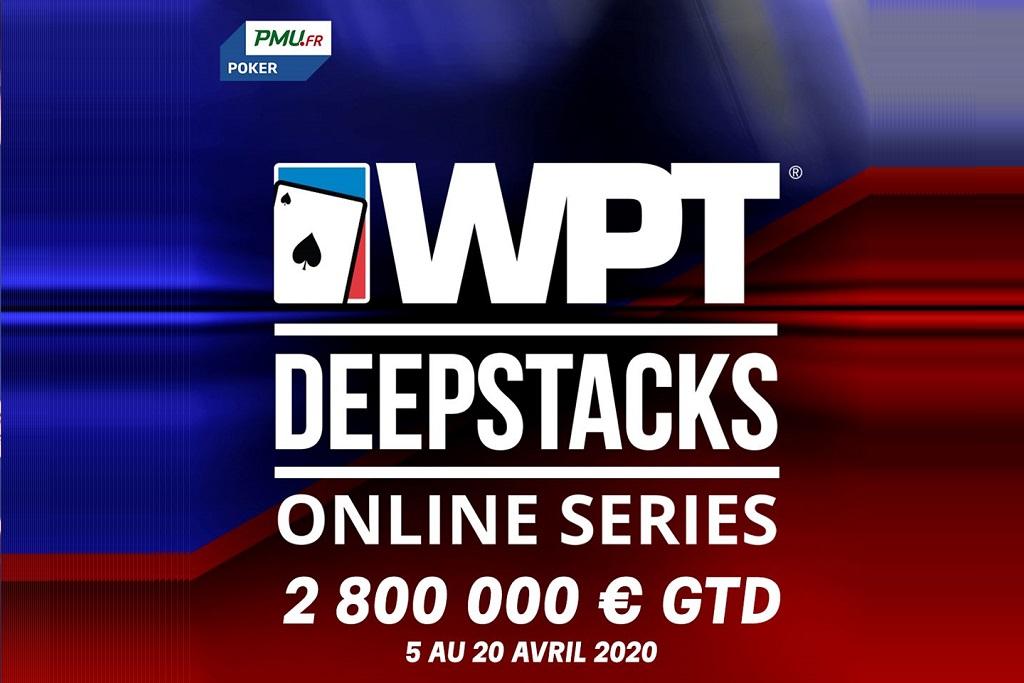 Les WPT DeepStacks Online Series arrivent sur PMU !