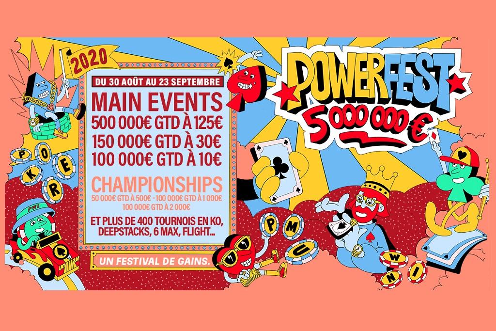 Powerfest : Résultats du 23 Septembre & Bilan