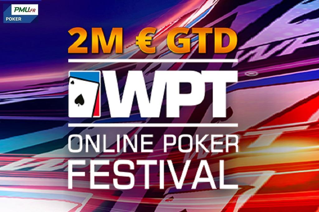 Le WPT Online Poker Festival revient chez vous du 1er au 16 novembre !