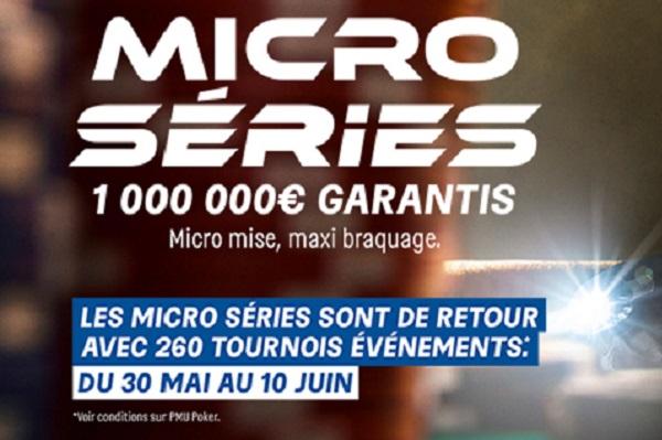 Micro Series: Résultats & Bilan