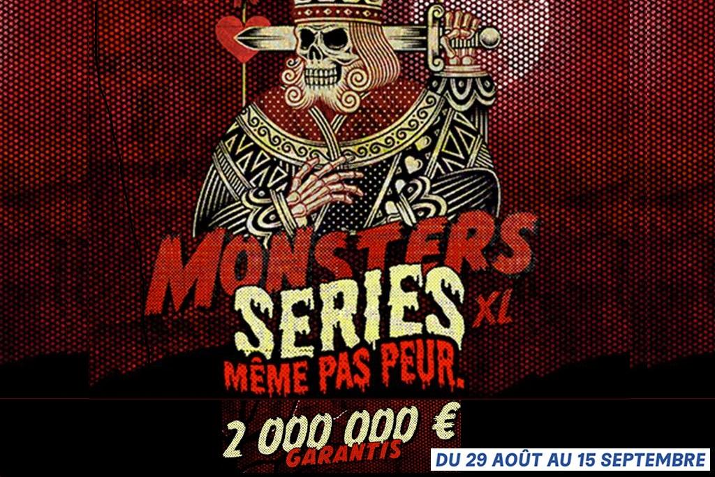 Monster Series XL: Résultats des Main Events & Bilan